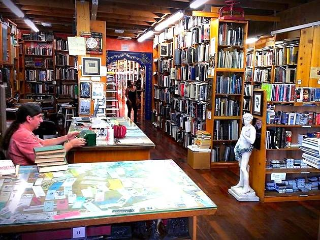The Iliad Bookshop