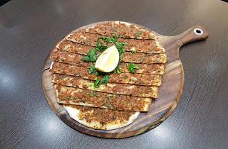 Pide at Dervish Turkish Restaurant Auburn