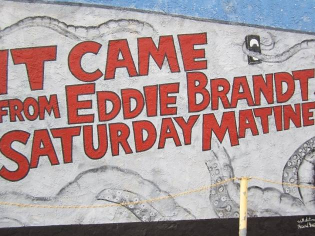 Eddie Brandt's Saturday Matinee