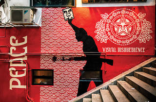Shepard Fairey: Visual Disobedience