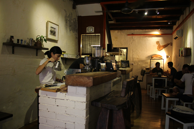 The Coffee Jar, Melaka