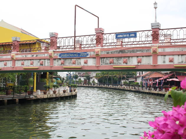 Lorong Jambatan, Melaka
