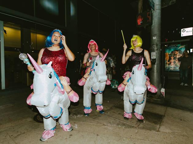 The best West Hollywood Halloween Carnaval 2016 photos