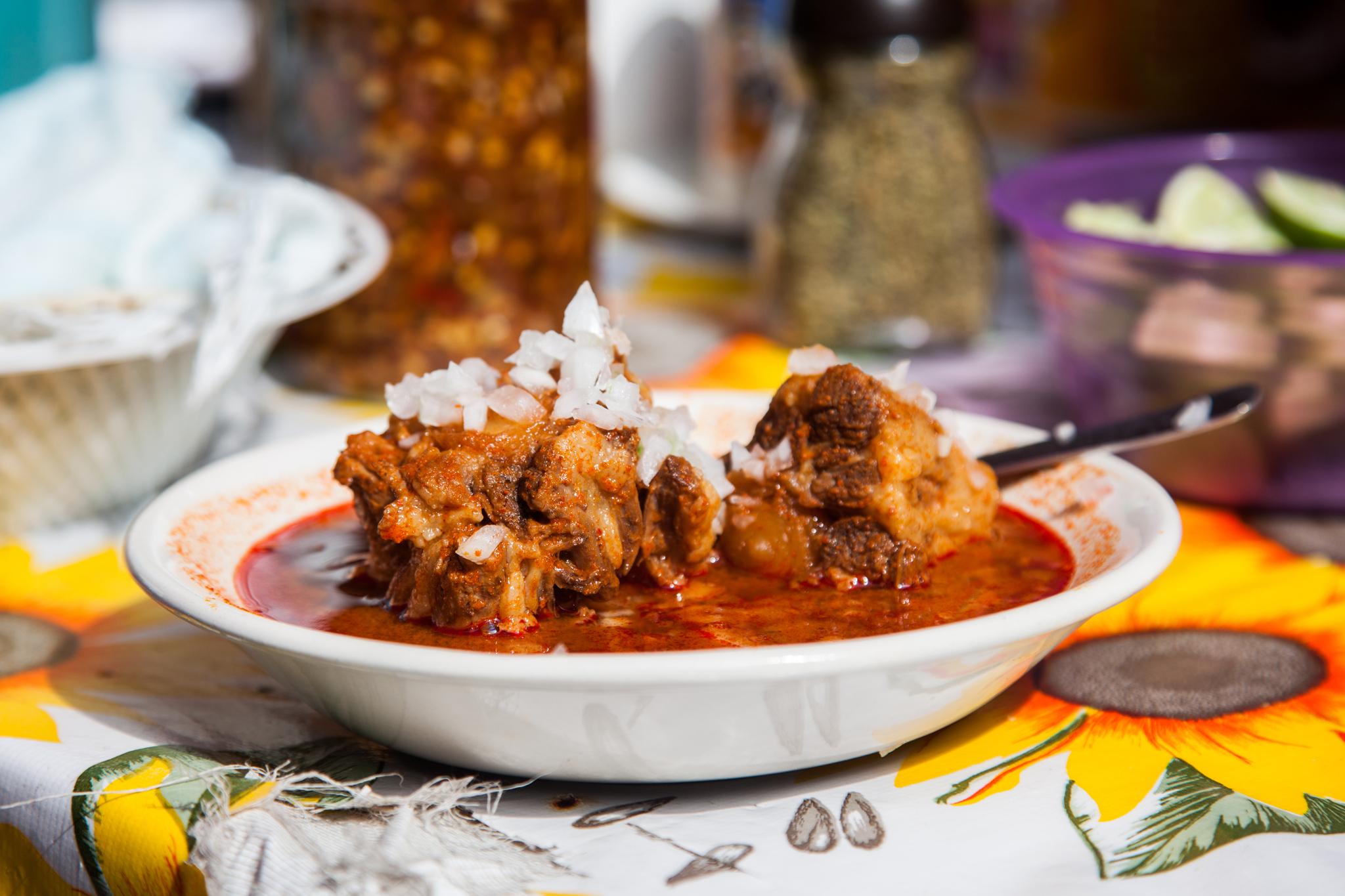 Lugares para comer en Tepito