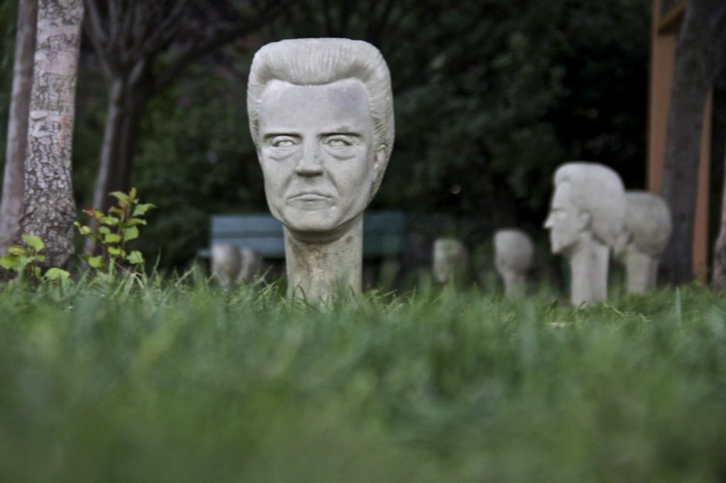 Bryan Zanisnik, Monument to Walken