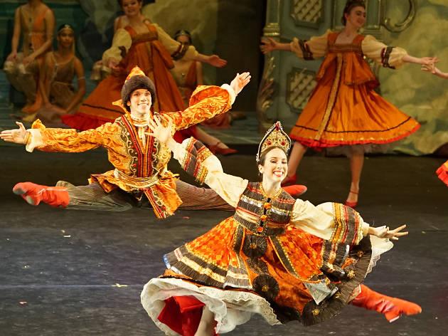 Gelsey Kirkland Ballet: The Nutcracker