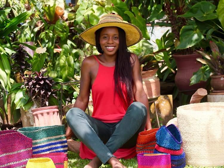 Time Out meets: Akosua Afriyie-Kumi