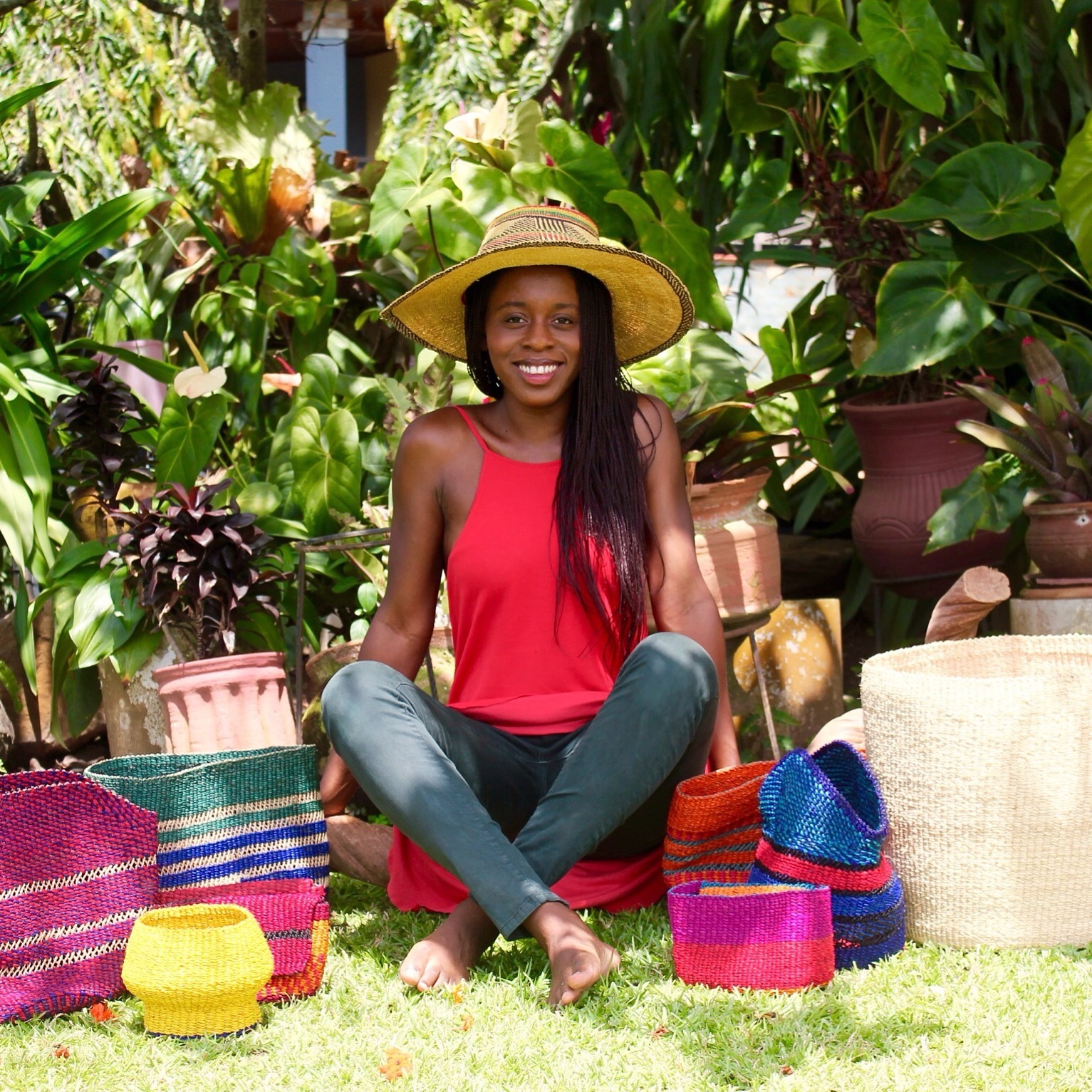 Time Out meets: Akosua Afriyie-Kumi