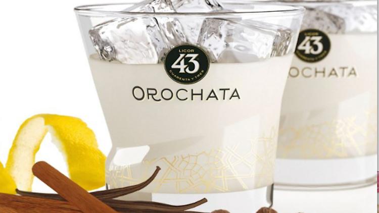 Orochata Licor 43