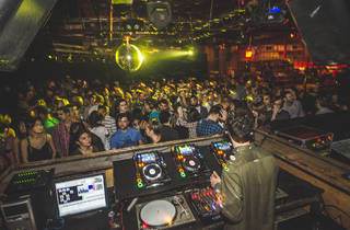 Day 2 of Brooklyn Electronic Music Festival at Good Room on Nove