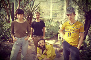 Big Thief + Overcoats