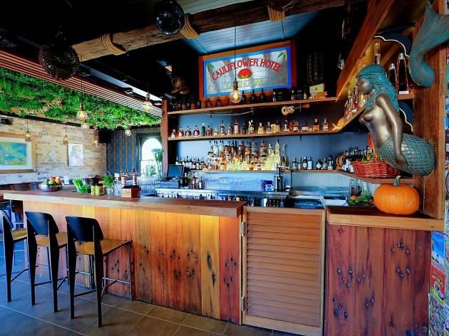 The Forgotten Cask Bar launch at the Cauliflower Hotel