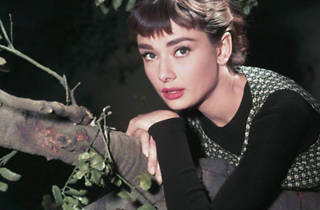Nueve películas de Audrey Hepburn