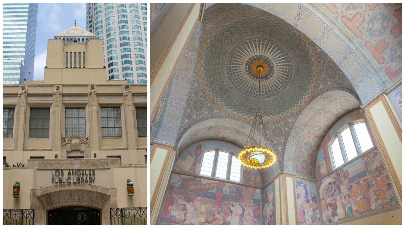 The Most Beautiful Libraries In Los Angeles