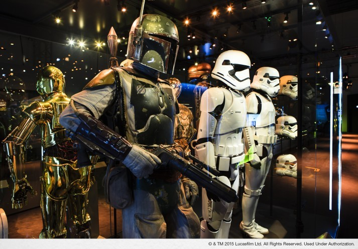 Exclusive tickets to 'Star Wars: Identities'