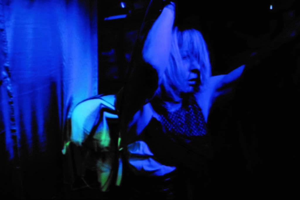 Kim Gordon, Proposal for Dance
