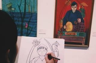 School Holiday Workshop: Drawings & Sketchbooks