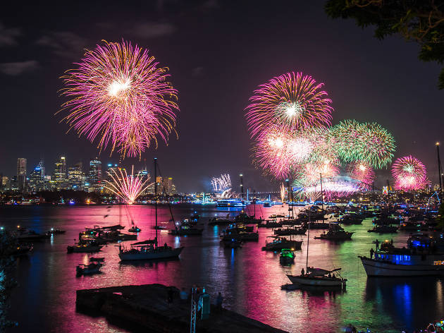 59d5d96ea0084b The best New Year's Eve parties in Sydney