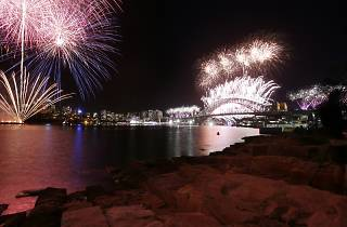 New Year's Eve at Barangaroo Reserve