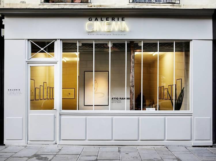 Galerie Cinéma - Anne-Dominique Toussaint
