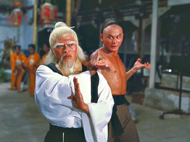 Fist of the White Lotus