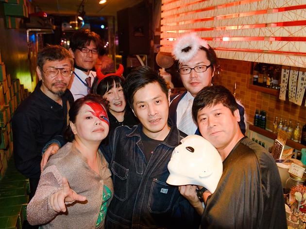 TOKYO MUSIC BOX #28 頭バー