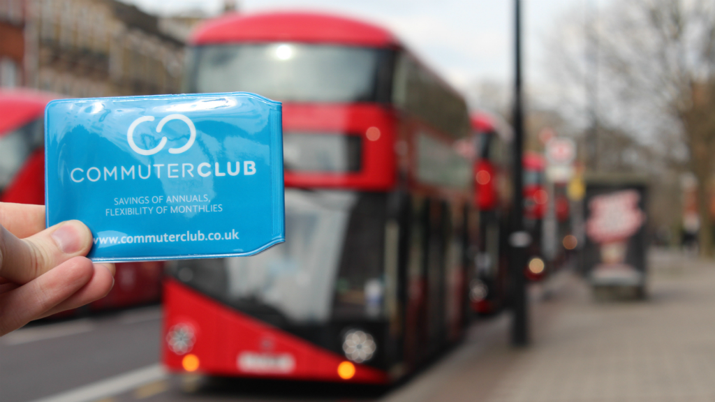 Win free travel around London for a whole year