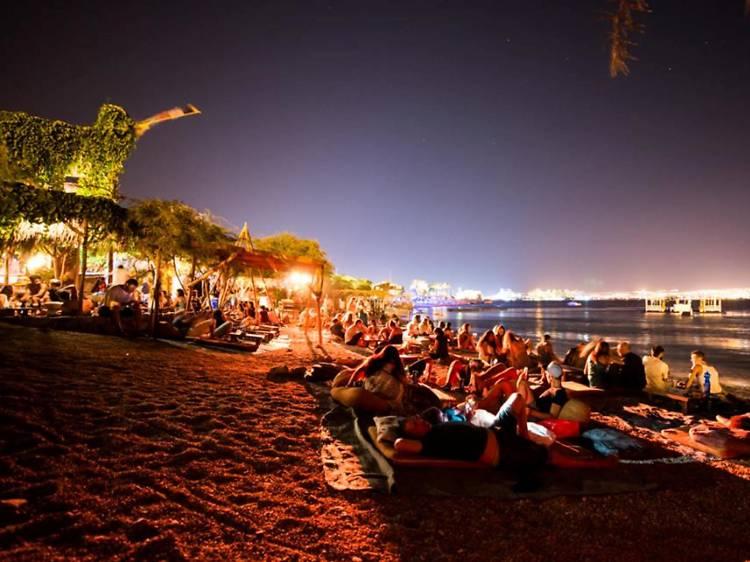 Пляж Мош