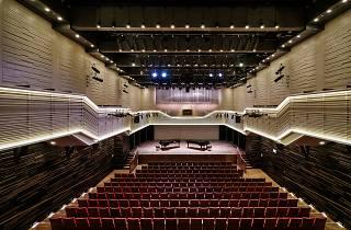 Elma Arts Complex - Music Hall