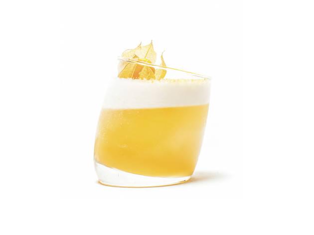 Rum Sour do Rio Maravilha