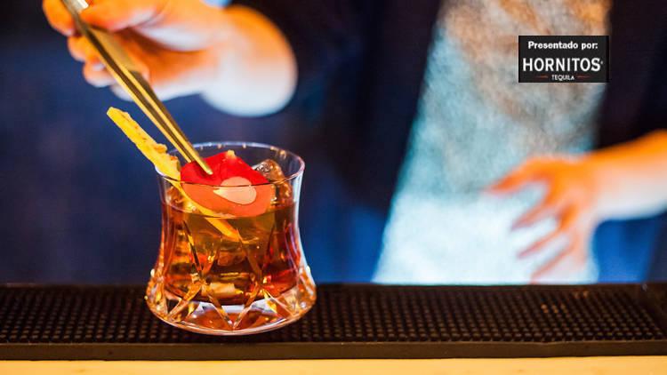  Presentado por Tequila Hornitos  Los mejores bares de coctelería