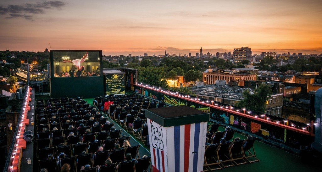 14 awesome outdoor film screenings in May