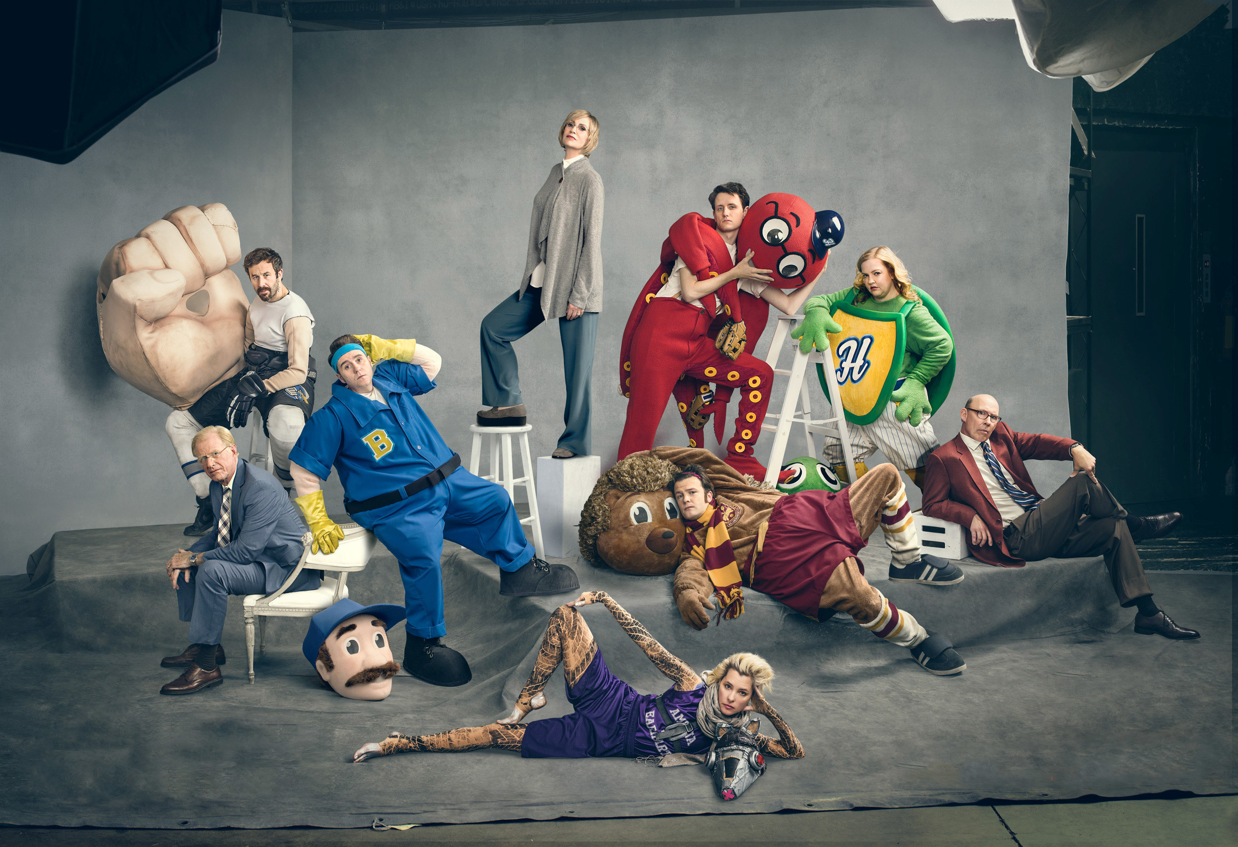 Mascots TV Series