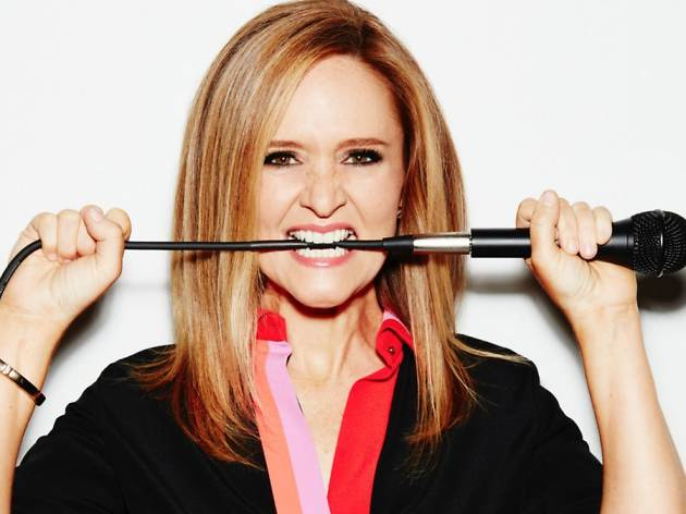 Full Frontal Samantha Bee TV Series