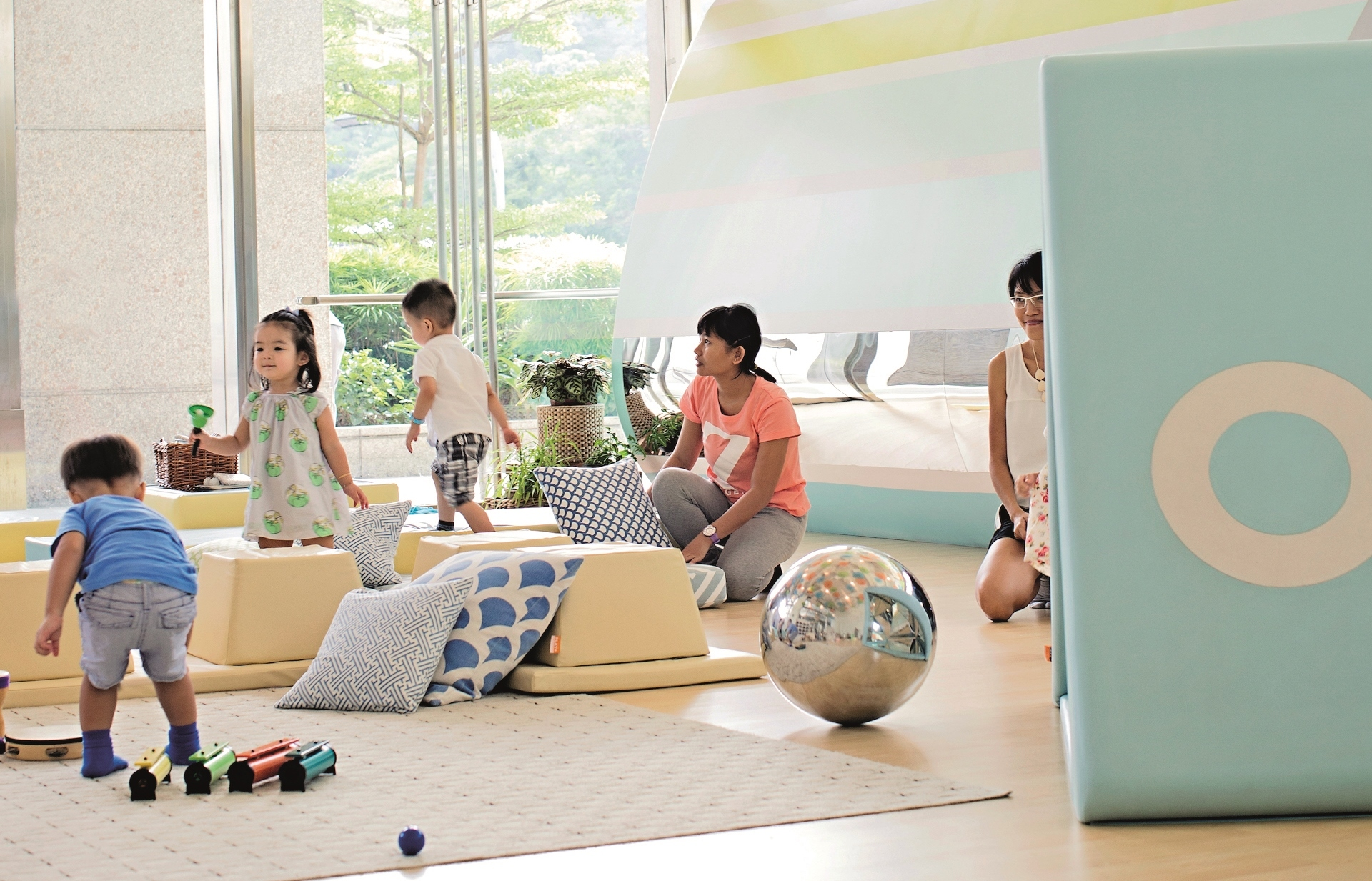 Blue House Infant and Toddler Atelier