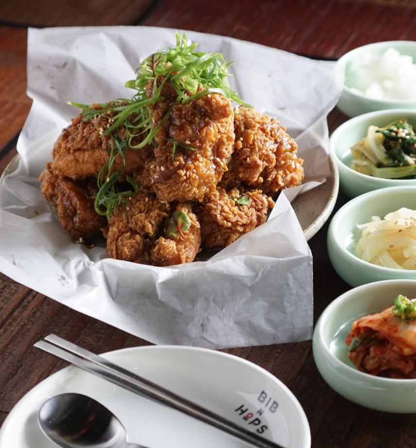 The Best Korean Food in Hong Kong