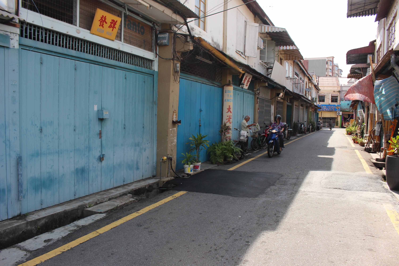 Jalan Jawa, Melaka