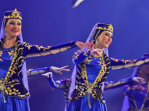 투르크권 문화 페스티벌