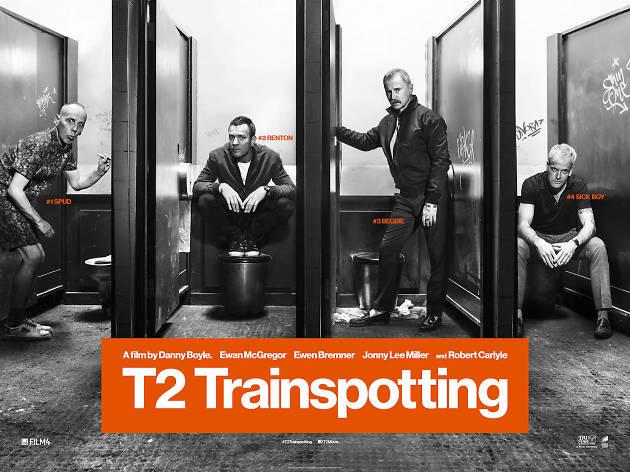 Sneak peek at Trainspotting 2 starring Ewan McGregor as Renton