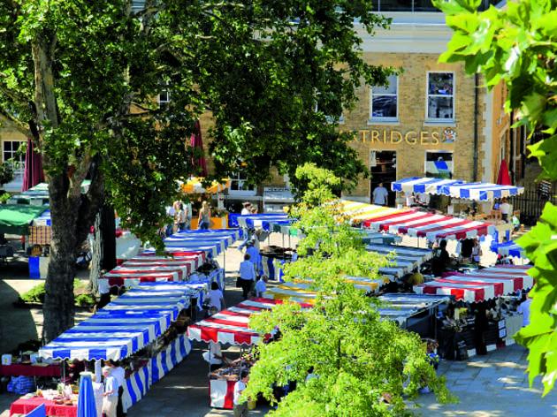 Partridges Market