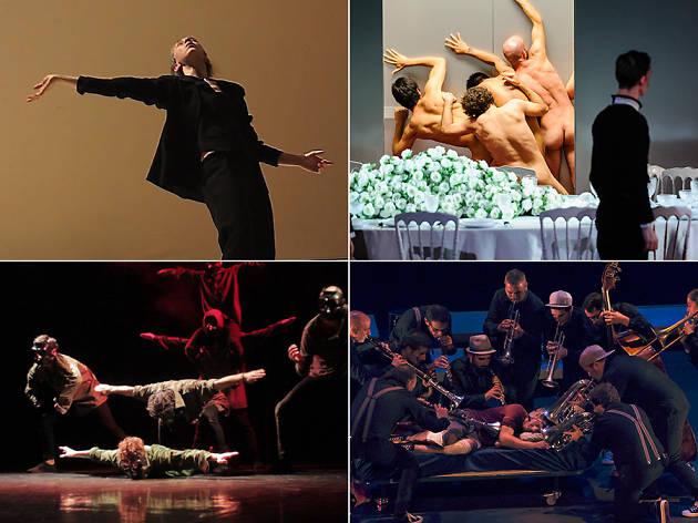 Premis Butaca. Espectacle de dansa.