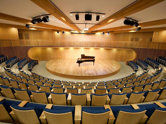 The Israel Conservatory of Music (The Chamber Music Centre)