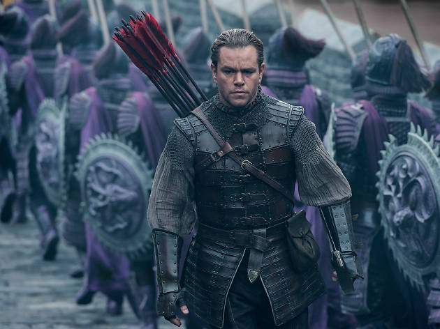 The Great Wall, Matt Damon