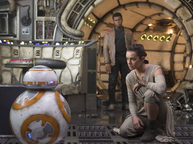 Star Wars, Rey