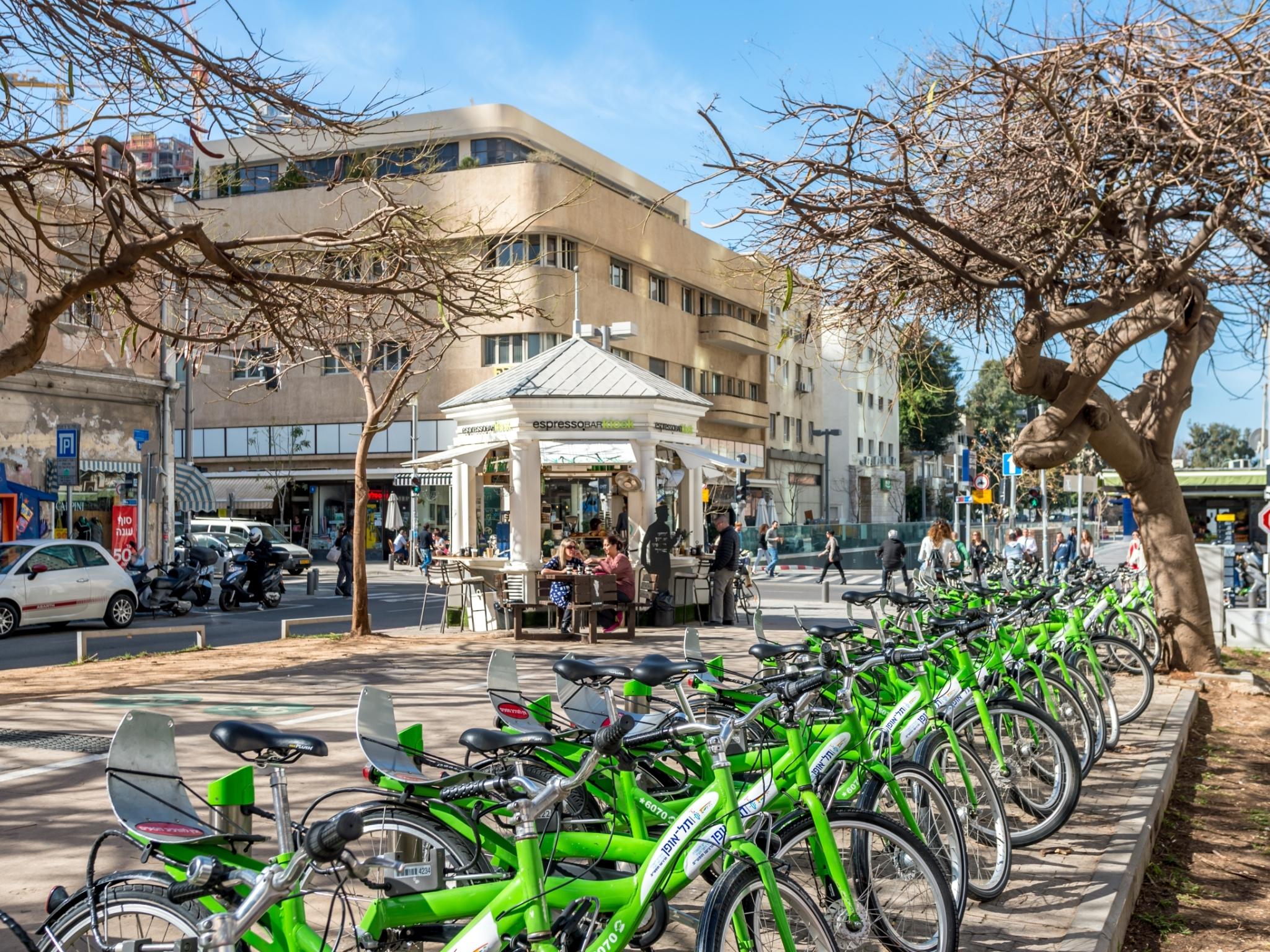 Tel-O-Fun (Vélos verts en location)