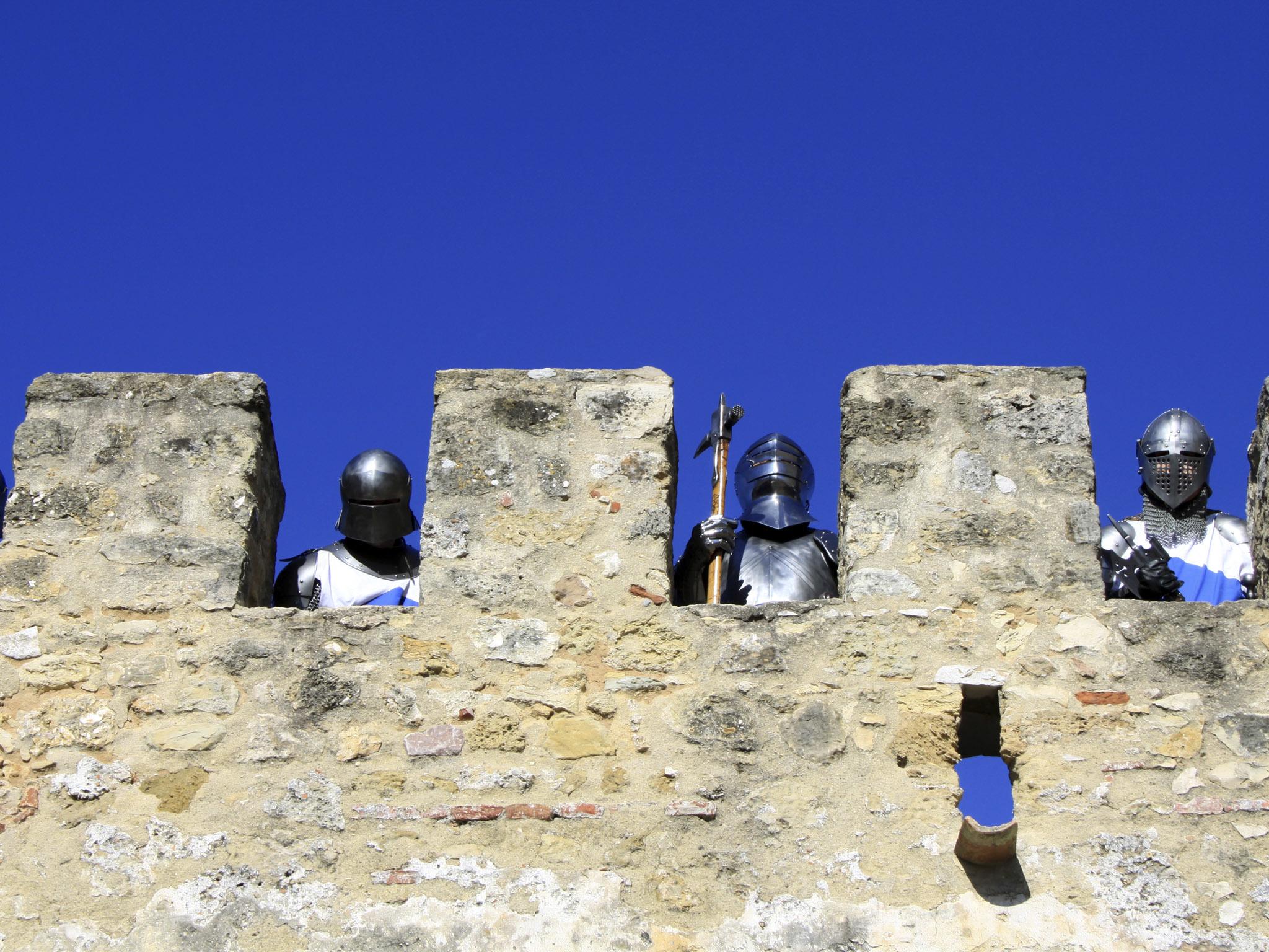 Castelo de São Jorge medieval
