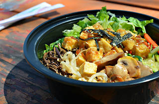 Korean Komfort Food Trailer