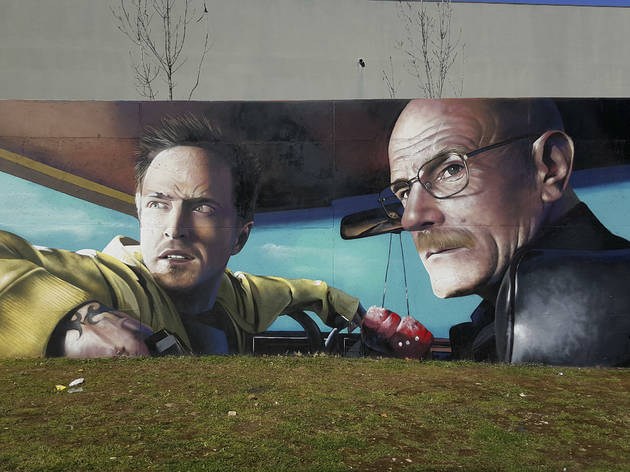 Breaking Bad de Odeith
