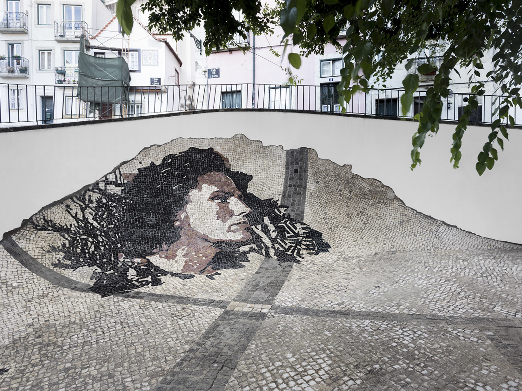 The best places in Lisbon to see street art