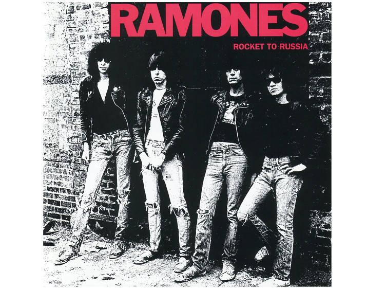 """""""Rockaway Beach"""" by the Ramones"""